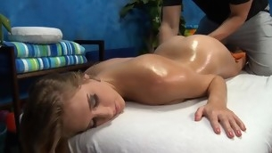 Watch those cuties win fucked hard by their knead therapist
