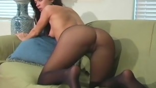 Shaved cum-hole and loved feet crop awesome in fancy be death for