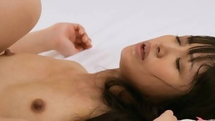Two kinky dudes are satisfying sex craves of one crestfallen doll