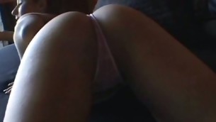 Cutie with great forms be proper of fresh body is pounding on camera