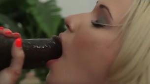 Fascinating interracial anal screw wouldn't leave u calm