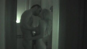 Lawful Age Teenager staggering sex scene is taking place relevant inside someone's skin bath