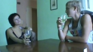 Golden-Haired dude is having unforgettable sex with his blond GF